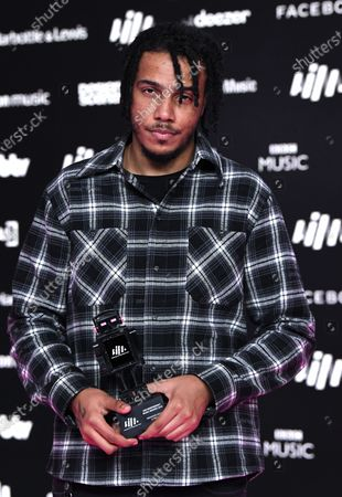 AJ  Tracey - Innovator Award in Association with Amazon Music