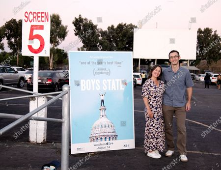 'Boys State' special drive-in screening, West Wind Capitol