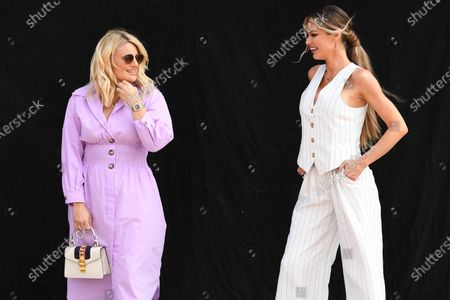 Exclusive - Danielle Armstrong and Chloe Sims