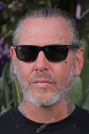 Musician Mike Ness of Social Distortion
