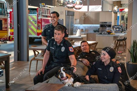 Editorial photo of '9-1-1: Lone Star' TV Show, Season 1 - 2020