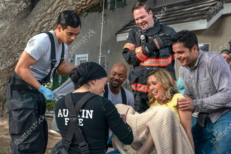 Julian Works as Mateo Chavez, Natacha Karam as as Marjan Marwani, Brian Michael Smith as Paul Strickland, Jim Parrack as Judd Ryder, Marisa Echeverria as Molly and Danny Vasquez as James