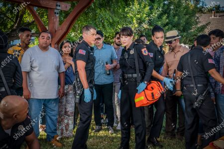 Editorial picture of '9-1-1: Lone Star' TV Show, Season 1 - 2020