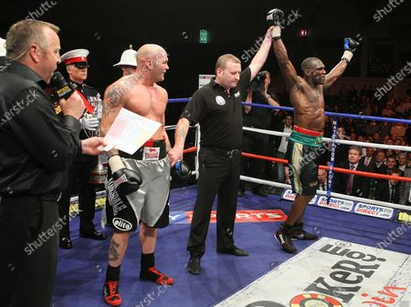 Editorial image of Boxing, Earls Court, London, UK - 19 May 2009