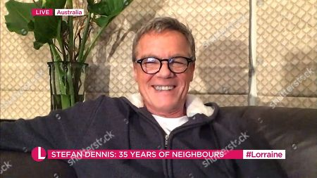 Editorial photo of 'Lorraine' TV Show, London, UK - 13 Aug 2020