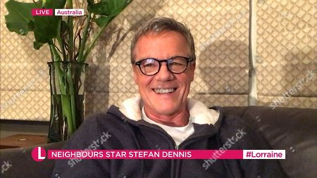 Stock Picture of Stefan Dennis