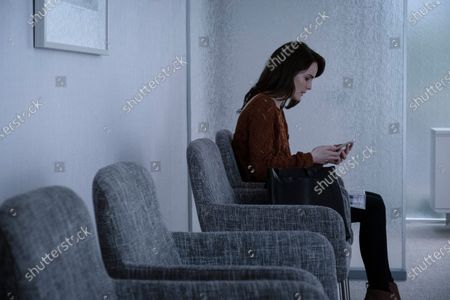 Stock Image of Michelle Dockery as Laurie Barber