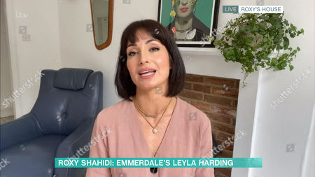 Editorial photo of 'This Morning' TV Show, London, UK - 13 Aug 2020