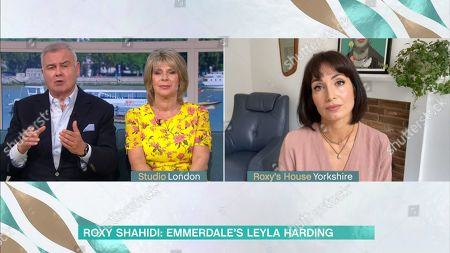 Editorial image of 'This Morning' TV Show, London, UK - 13 Aug 2020