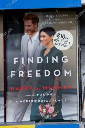 Finding Freedom, Biography of Prince Harry and Meghan Markle on sale