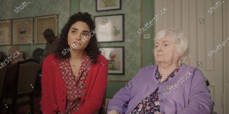 Editorial image of 'Little Voice' TV Show, Season 1 - 2020