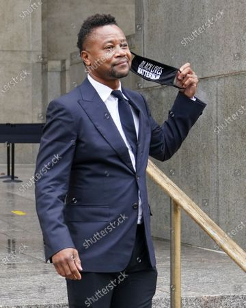 Editorial photo of Sexual Misconduct Cuba Gooding Jr, New York, United States - 13 Aug 2020