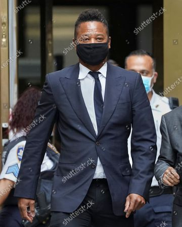 Editorial image of Sexual Misconduct Cuba Gooding Jr, New York, United States - 13 Aug 2020