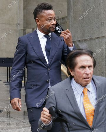 Editorial picture of Sexual Misconduct Cuba Gooding Jr, New York, United States - 13 Aug 2020