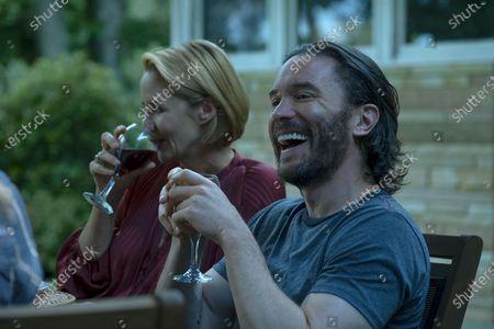 Janet McTeer as Helen Pierce and Tom Pelphrey as Ben Davis