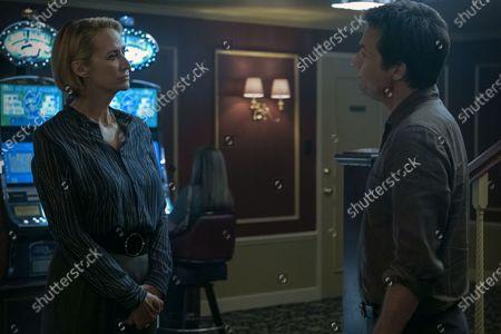 Janet McTeer as Helen Pierce and Jason Bateman as Martin 'Marty' Byrde