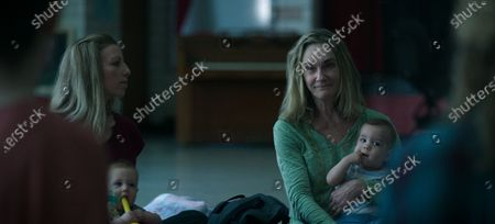Stock Picture of Lisa Emery as Darlene Snell