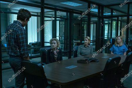 Jason Bateman as Martin 'Marty' Byrde, Julia Garner as Ruth Langmore, Janet McTeer as Helen Pierce and Laura Linney as Wendy Byrde