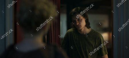 Charlie Tahan as Wyatt Langmore