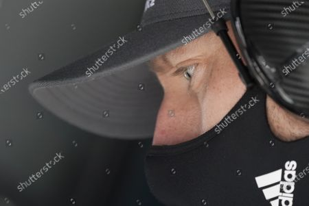 Editorial photo of IndyCar Indy 500 Auto Racing, Indianapolis, United States - 13 Aug 2020