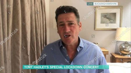 Stock Image of Tony Hadley
