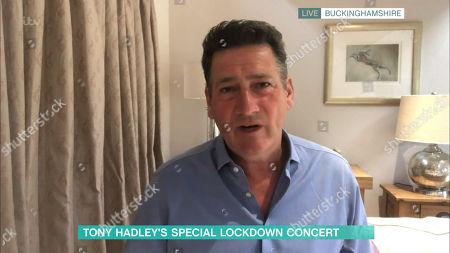 Stock Picture of Tony Hadley