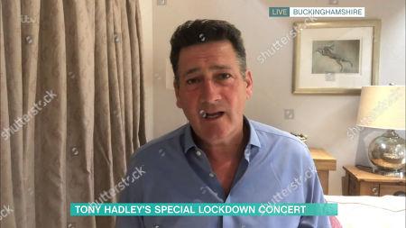 Stock Photo of Tony Hadley