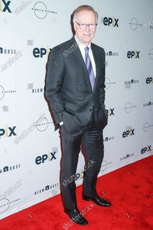 Chuck Scarborough attends the This Is Home New York screening at SVA Theater