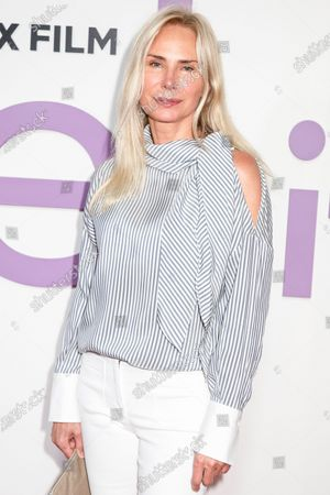 Stock Picture of Valesca Guerrand-Hermes attends the Set It Up New York Screening at AMC Lincoln Square Theater