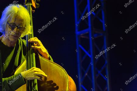 The Italian jazz trumpet player performed on 27/6/2018 at the 5th edition of IFEST 2018-Indipendent review of music and poetry, in the park of Ponte Nomentano in Rome. With him on stage Bebo Ferra on acoustic guitar, Paolino Dalla Porta on double bass and Stefano Bagnoli on drums. Paolino Dalla Porta