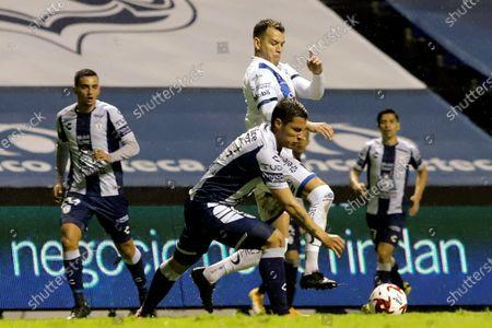 Editorial picture of Puebla vs Pachuca, Mexico - 15 Aug 2020