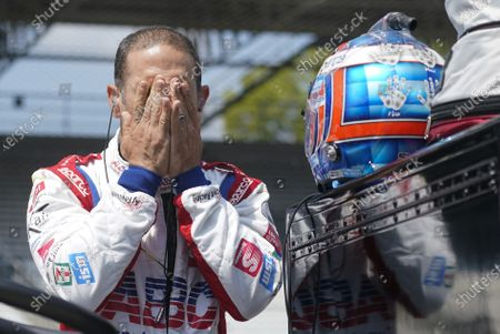 Editorial picture of IndyCar Indy 500 Auto Racing, Indianapolis, United States - 15 Aug 2020