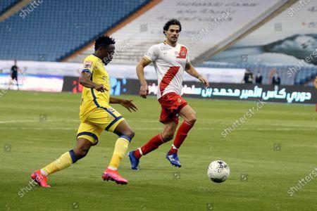 Editorial picture of Al-Nassr vs Al-Wehda, Riyadh, Saudi Arabia - 15 Aug 2020