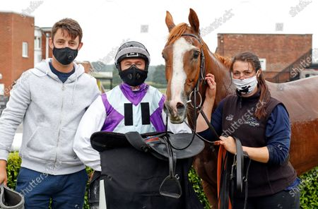Editorial image of Horse Racing - 16 Aug 2020