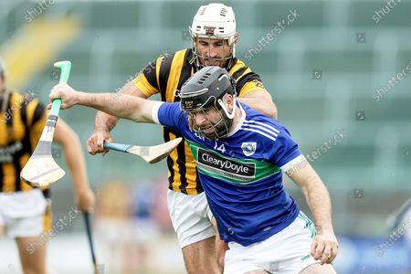 Glynn-Barntown vs Shelmaliers. Glynn-Barntown's Gary Moore and Brian Malone of Shelmaliers