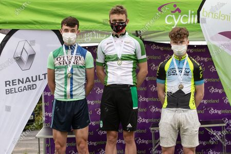 Editorial photo of 2020 National Youth Road Cycling Championships, Ballyshunnock, Co.Waterford - 16 Aug 2020