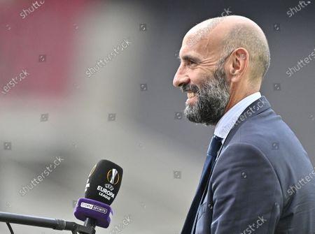 Editorial photo of Sevilla FC vs Manchester United, Cologne, Germany - 16 Aug 2020