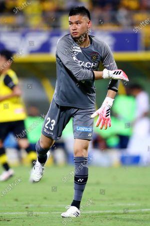 Kosuke Nakamura (Reysol) - Football / Soccer :  2020 J1 League match between Kashiwa Reysol 1-3 Cerezo Osaka at Sankyo Frontier Kashiwa Stadium, Chiba, Japan.