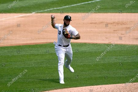 Editorial image of Cardinals White Sox Baseball, Chicago, United States - 15 Aug 2020