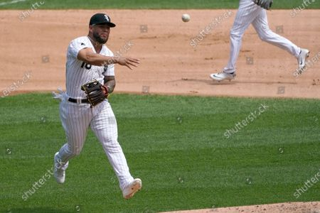 Editorial picture of Cardinals White Sox Baseball, Chicago, United States - 15 Aug 2020