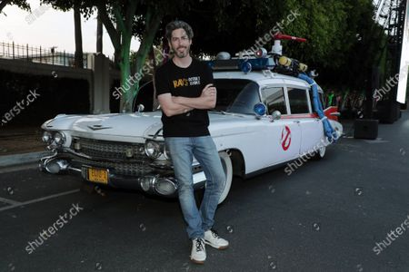 Editorial image of Screening of the original GHOSTBUSTERS, Culver City, Los Angeles, CA, USA - 16 August 2020