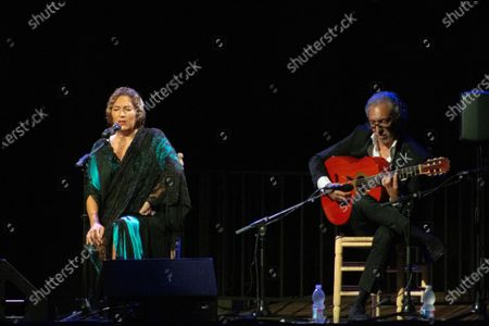 Editorial photo of La Cana Flamenca music festival in Spain, Almunecar - 16 Aug 2020