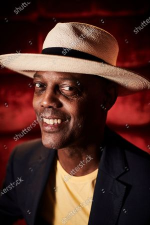 Editorial picture of Eric Bibb Portrait & Live Shoot, Keeping The Blues Alive At Sea 2019 - 17 Aug 2020