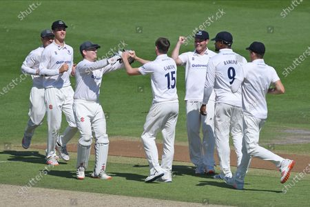 Editorial picture of Sussex County Cricket Club v Essex County Cricket Club, Bob Willis Trophy - 17 Aug 2020