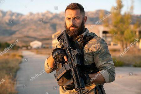 Stock Photo of Daniel MacPherson as Sgt. Samuel Wyatt