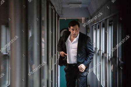Stock Photo of Goran Bogdan as Edon