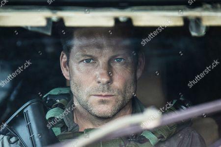 Jamie Bamber as Col. Alexander Coltrane