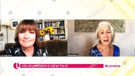 Lorraine Kelly, Helen Mirren