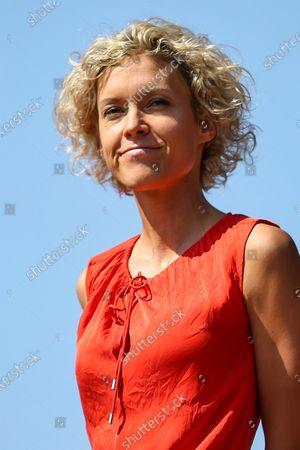 Stock Image of Annika Zimmermann