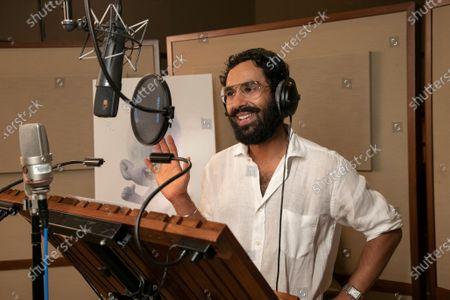 Kunal Nayyar voices Guy Diamond